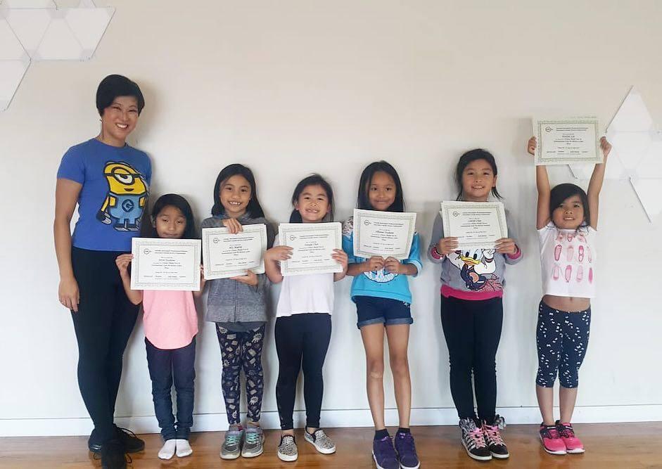 Kids & Youth Ballroom Dance Program (Fall 2019)